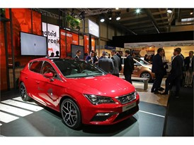 The SEAT Leon Cristobal concept is the safest car in the history of the brand