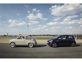 The SEAT Mii consumes nearly half as much as its predecessor: down to an average of 4.5 l/100 km from the 7.8 to 8 l/100