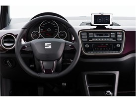 The electro-hydraulic power steering on the Mii makes steering smooth and effortless, and the air conditioning system ma
