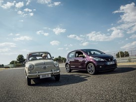 SEAT 600 and Mii: the 6 major differences in 60 years of driving