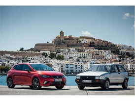 Three decades of development from the first to the latest Ibiza