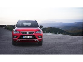 The Ateca established itself as SEAT's third pillar in 2017
