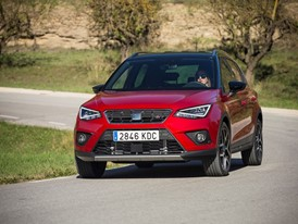 The new SEAT Arona gave a boost to SEAT's sales results