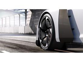 CUPRA e-Racer Wheel Detail