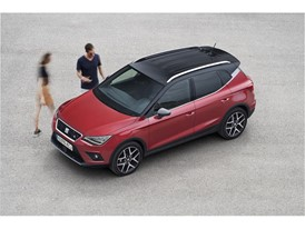 SEAT Arona, the new model launched at the end of 2017