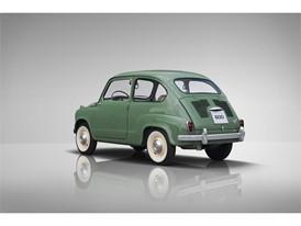 600 verde 3/4 rear