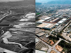 The SEAT Martorell factory, inaugurated in 1993, turns 25 this year