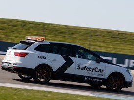 CUPRA, sponsor of the World Superbike Championship