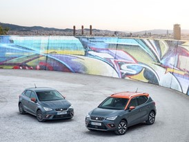 Excitement, rhythm and technology; SEAT presents two exclusive versions of the Ibiza and Arona with BeatsAudio sound