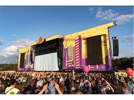 The brand is participating at Lollapalooza's two European editions with initiatives relating to urban art and mobility