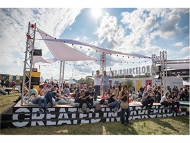 The SEAT Village will be open to the public, where music lovers can enjoy chill-out zone, mobile phone chargers and wifi
