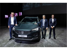 SEAT Tarraco - Teaser Event