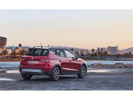 World Premiere of the New SEAT Arona TGI at the Paris Motorshow