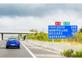 In the first leg from Barcelona to Toulouse, the CNG car covers more than 400 km and consumes only €15 worth of gas
