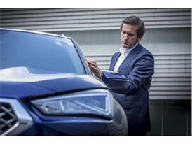 Alejandro Mesonero is SEAT's Design Director and the creator of the SUV model lineup