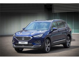 The new SEAT Tarraco, which seats up to seven people, is a big SUV