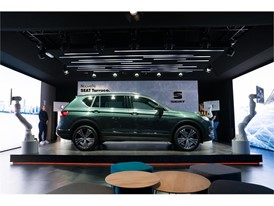 In September, SEAT unveiled the new Tarraco, which completes the SUV offensive together with the Arona and the Ateca