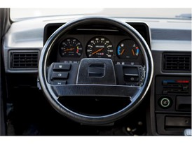 1980-1990 - SEAT Ibiza steering wheel