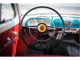 1950 - SEAT 1400 steering wheel
