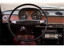1970 - SEAT 124 steering wheel
