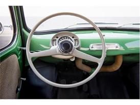 1960 - SEAT 600 steering wheel