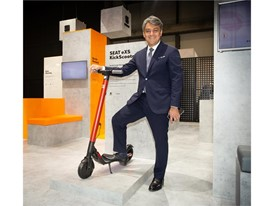 SEAT showcases its potential on the path to safer, more efficient mobility