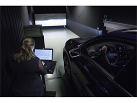 Several tests are carried out with the goal of guaranteeing that the angle of light is correct