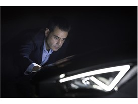 There is more than three years of development behind the lights of a car