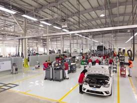 SEAT assembles 22,000 cars in Algeria in 2018