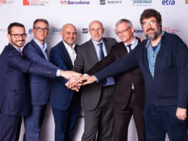 MWCapital, SEAT, Telefónica, Ficosa, ETRA and i2CAT promote a Connected Car pilot Project