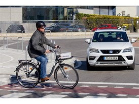 Pedestrians, cyclists and motor bike drivers account for almost half of all traffic related fatalities in Spain