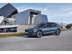 CUPRA Formentor concept car 2019