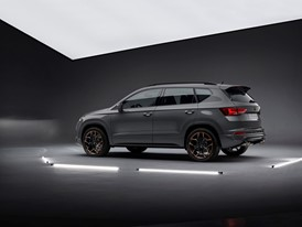 CUPRA Ateca Special Edition: a unique vehicle with increased sophistication and enhanced performance