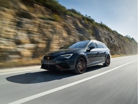 Leon CUPRA R ST brings new levels of uniqueness, sophistication and performance