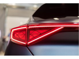 The lighting design, key to define the CUPRA style