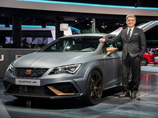 New Arona, Leon Cupra R and Amazon Alexa: SEAT's Protagonists at the Volkswagen Group's Evening Event at the IAA 2017