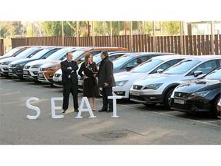 SEAT donates Vehicle