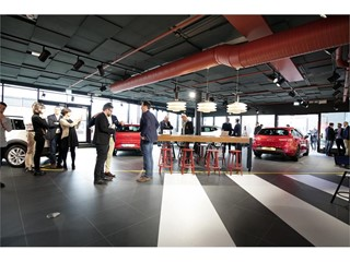 SEAT arrives to Norway