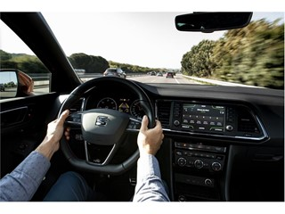 Assist makes minor adjustments to the steering wheel to prevent driving off course