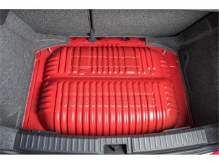 SEAT Ibiza CNG 039L