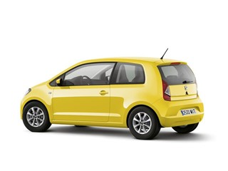 SEAT Mii, reducing complexity for customers