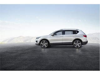 The New SEAT Tarraco is here