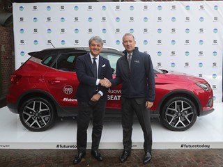 SEAT and Snam sign a partnership to promote natural and renewable gas as vehicle fuel in Europe