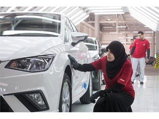 The multibrand plant in Relizane closed 2018 with 53,000 cars assembled from different Volkswagen Groups' brands