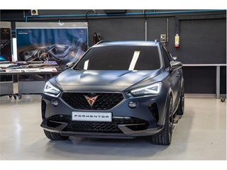 Six months of work that can be summed up in three stages featuring the CUPRA Formentor in the starring role