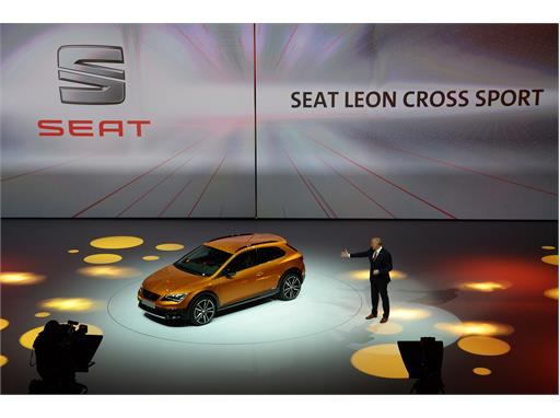 SEAT presents the Leon Cross Sport showcar 1