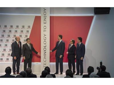 New Video Available: Visit by King Felipe VI of Spain culmination of SEAT Ibiza's 30th anniversary