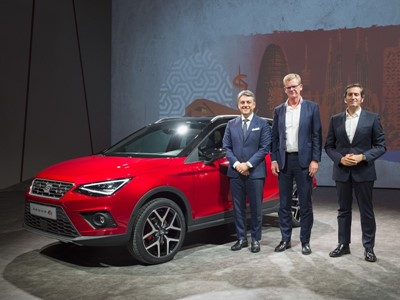 The New SEAT Arona: Modern Urban Character