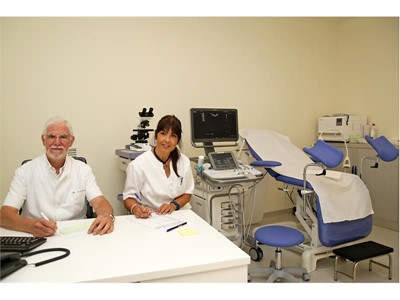 Dr. de Sostoa leads CARS gynecological Team