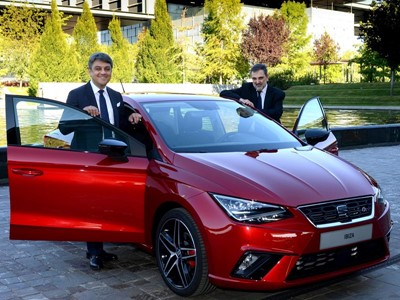 SEAT and Telefónica Reach an Agreement to Promote Digitalisation in the Automotive Industry